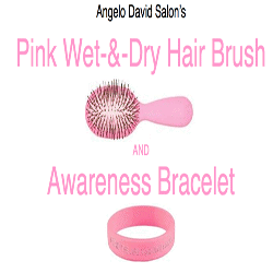 Angelo David Salon Think Pink Giveaway
