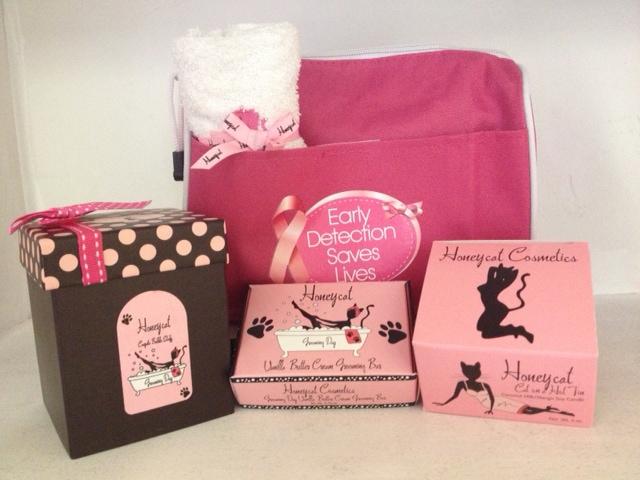 BCA HoneyCat Cosmetics Set