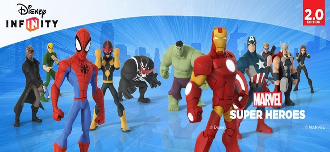 Disney Infinity 2.0: Marvel Super Heroes for Xbox 360