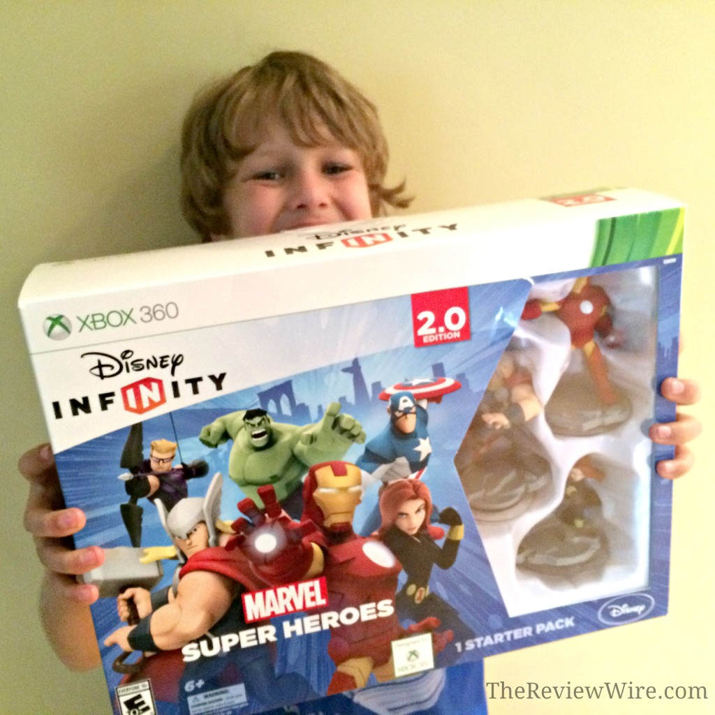 Disney Infinity Starter Pack: Marvel Super Heroes for Xbox 360