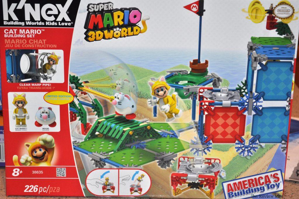 K'nex Cat Mario Set