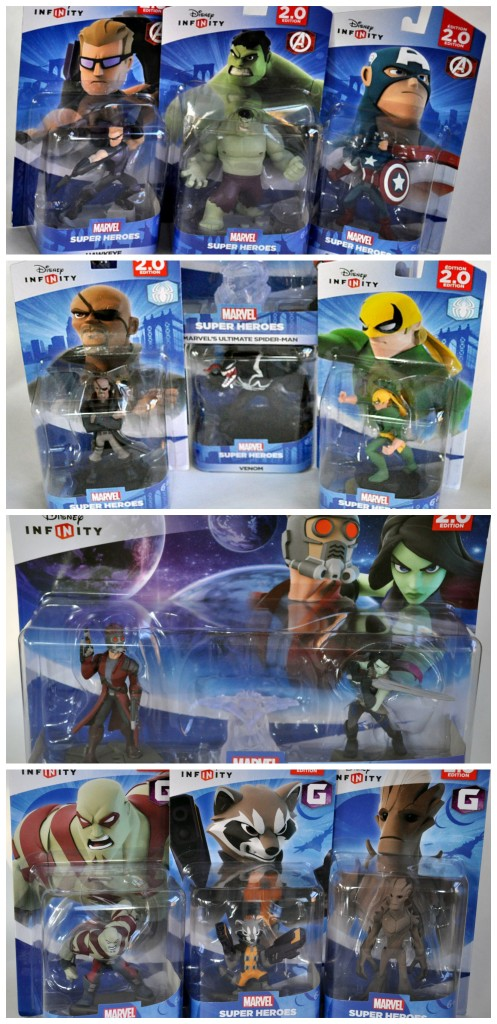 Marvel Infinity Play Sets: Disney Infinity 2.0: Marvel Super Heroes for Xbox 360