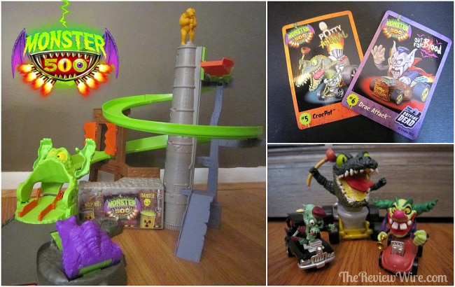 Monster 500 Playset