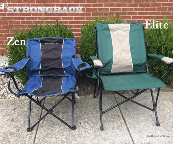 Strongback Chairs