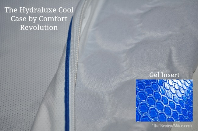 The Hydraluxe Cool Case by Comfort Revolution