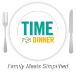 Time for Dinner Logo