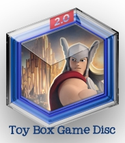 Toy Box Game Disc