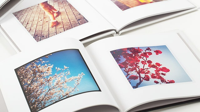 blurb Instagram Book