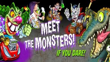 meet the monsters