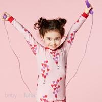Bed Head Floating Hearts Hello Kitty Pajama