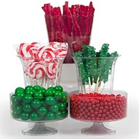 Christmas Candy Buffet Kit