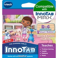 Doc McStuffins Create and Learn with Doc! Learning Cartridge