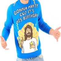 Gonna Party Cuz It's His Birthday Jesus