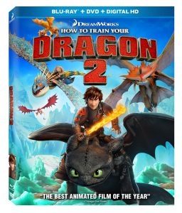 HTTYD Bluray
