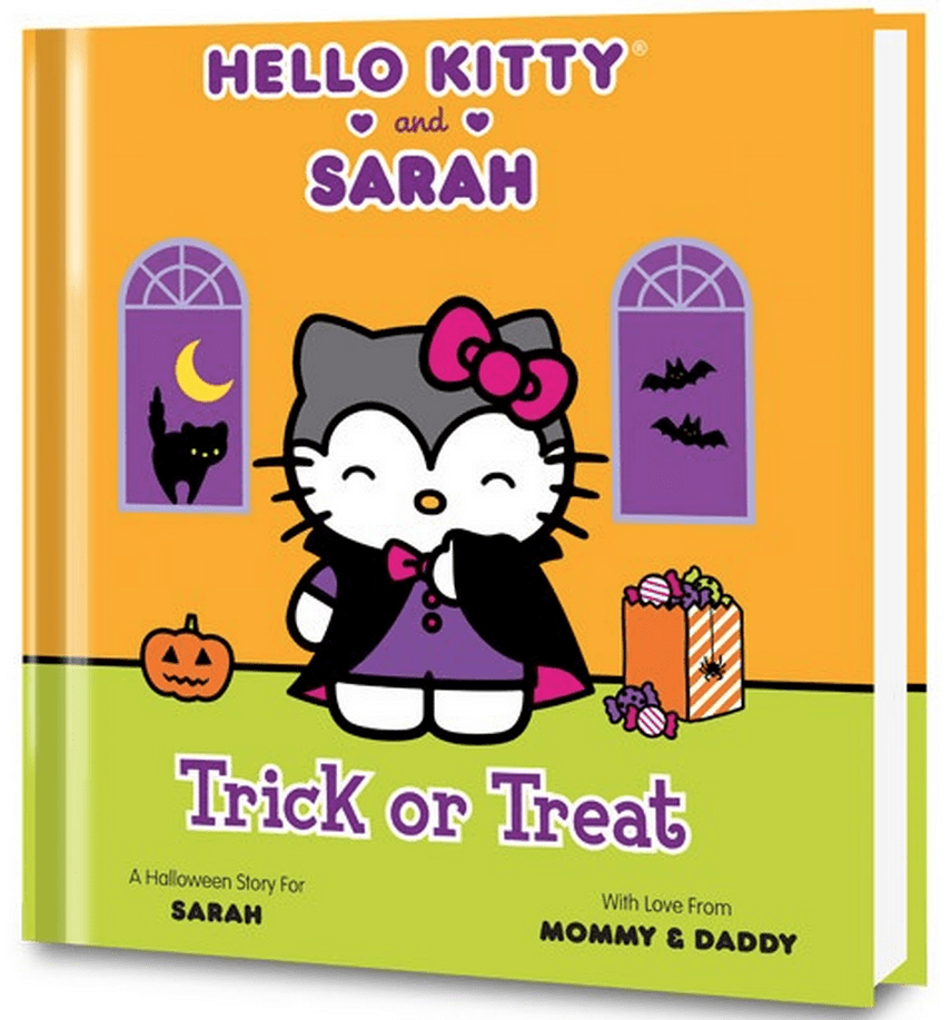 Hello Kitty Personalized Book