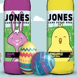 Jones Soda Spring Flavors