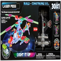Laser Pegs SuperCopter