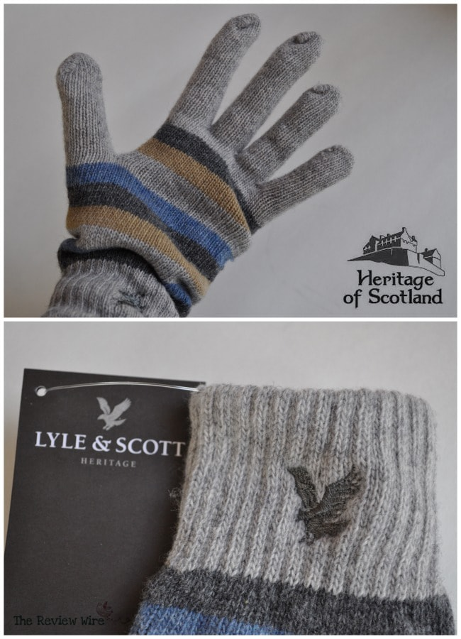 Lyle & Scott Gloves Heritage Of Scotland Traditional Scottish Products