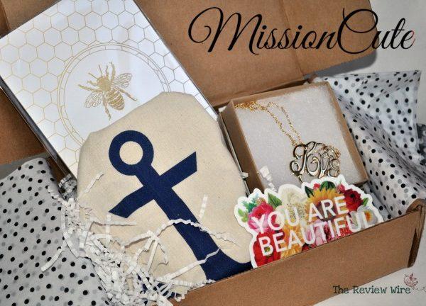 MissionCute Nov Box