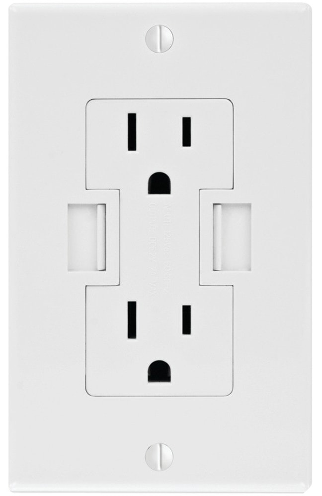 Newer Technology Power2u Charging Ports