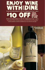 Outback wine