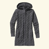 Patagonia Merino Cable Coat