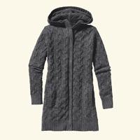 Patagonia Merino Cable Coat