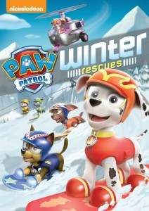 Paw Patrol_Winter Rescue DVD