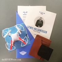 Quarterly Work + Play box from Lewis Hilsenteger 2