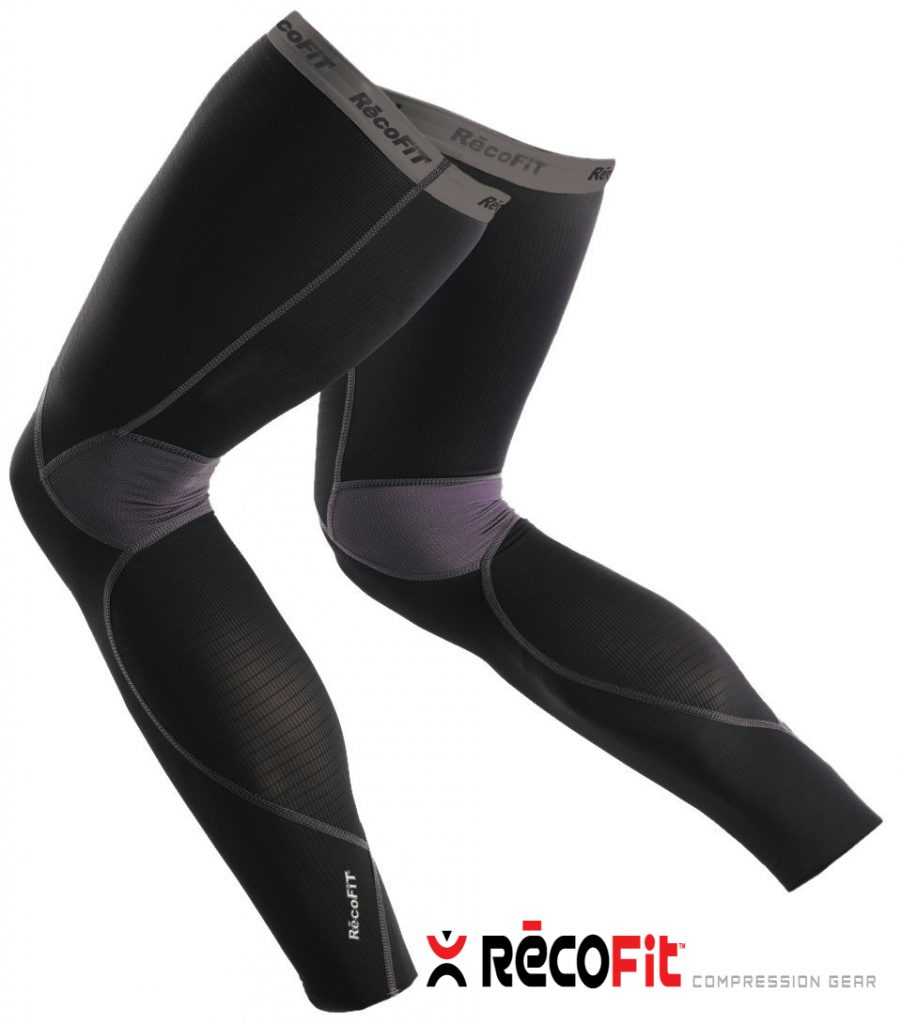 RecoFit Compression Gear Full-Leg Compression Sleeves