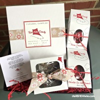 Red Kite Candy Gift Basket
