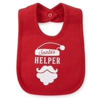 Santa's Helper Bib