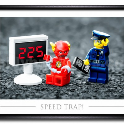 Silly Brick Pics: LEGO Inspired Prints