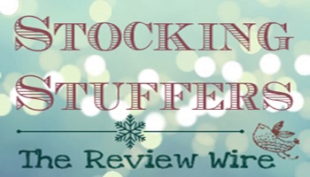 Holiday Gift Guide 2015: Stocking Stuffers #reviewwireguide