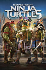 Teenage Mutant Ninja Turtles Movie 2014