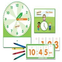 Teach My TeachMy Preschooler The Time