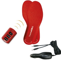 ThermaCELL Heated Insoles Foot Warmer