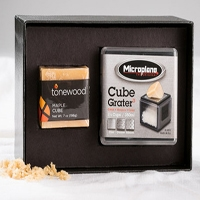 Tonewood Cube and Grater