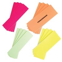 Tweezerman Neon Hot 4-in-1 File, Buff, Smooth and Shine Block