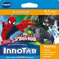 Ultimate SpiderMan Learning Cartridge