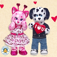 Valentine Build-A-Bear