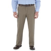 Wrangler Advanced Comfort Flat Front Pants