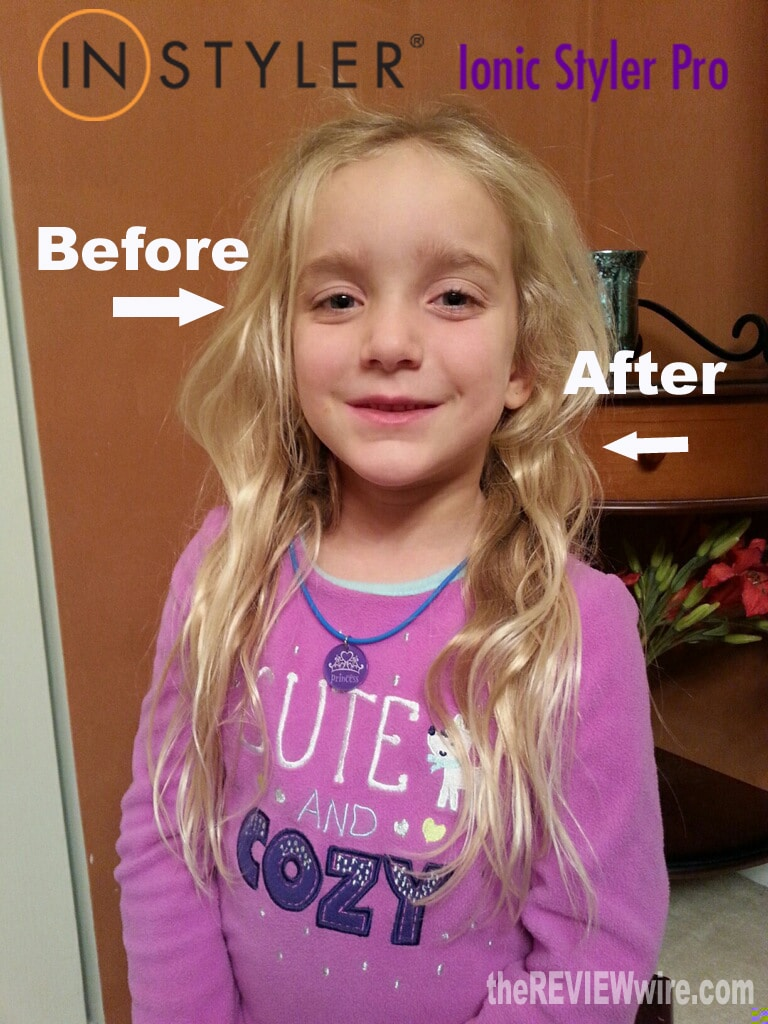 Ionic Styler Pro Before & After