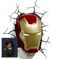 Iron Man 3D Mask