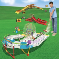 K'NEX Mini Golf Building Set
