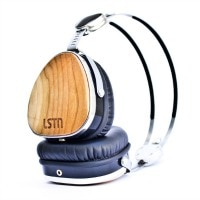 LSTN Beech Wood Troubadours Headphones