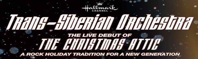 TSO The Christmas Attic Logo