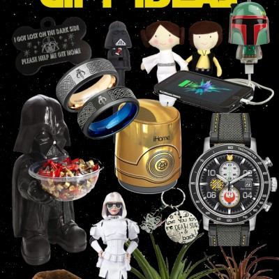 Holiday Gift Guide: For Your Star Wars Fan