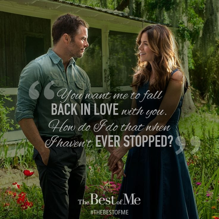 Best of Me Quote 1