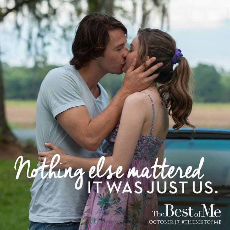 Best of Me Quote